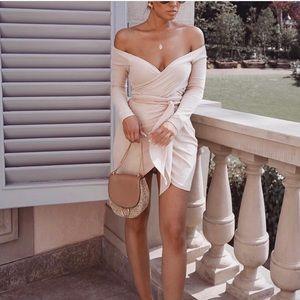 JLUXLABEL wrap dress